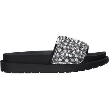 Topánky Ženy Šľapky Gold&gold A21 FL142 čierna