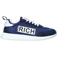 Topánky Muži Nízke tenisky John Richmond 1323 C Modrá