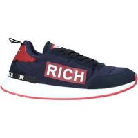 Topánky Muži Nízke tenisky John Richmond 210 A Modrá
