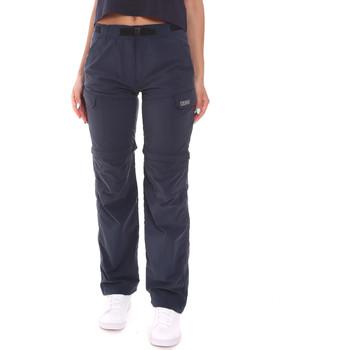Oblečenie Ženy Padavé nohavice Colmar 0661 6RK Modrá
