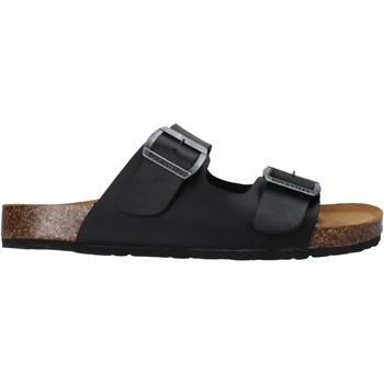Topánky Muži Šľapky Docksteps DSM228600 čierna
