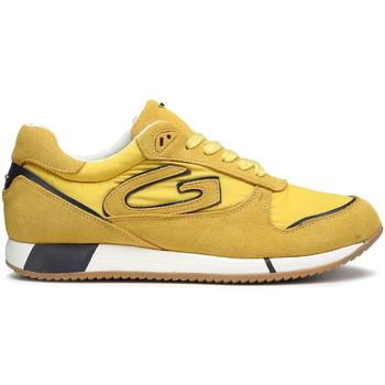 Topánky Muži Módne tenisky Alberto Guardiani AGM003513 žltá