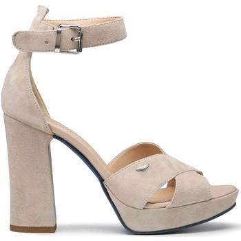 Topánky Ženy Sandále Alberto Guardiani AGW002700 Béžová