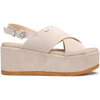 Topánky Ženy Sandále Alberto Guardiani AGW003000 Béžová