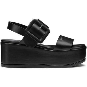 Topánky Ženy Sandále Alberto Guardiani AGW003105 čierna