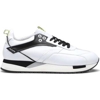 Topánky Muži Nízke tenisky Alberto Guardiani AGU101155 Biely