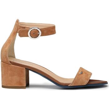 Topánky Ženy Sandále Alberto Guardiani AGW003201 Béžová