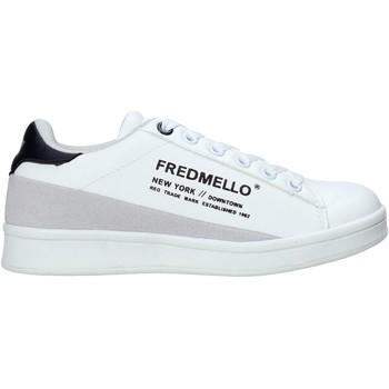 Topánky Deti Nízke tenisky Fred Mello S20-SFK313 Biely