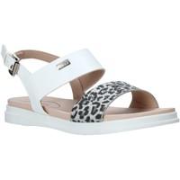 Topánky Dievčatá Sandále Miss Sixty S20-SMS765 Biely