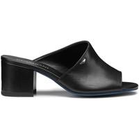 Topánky Ženy Šľapky Alberto Guardiani AGW003305 čierna