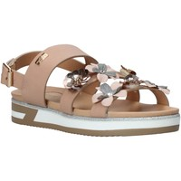 Topánky Dievčatá Sandále Miss Sixty S20-SMS780 Hnedá