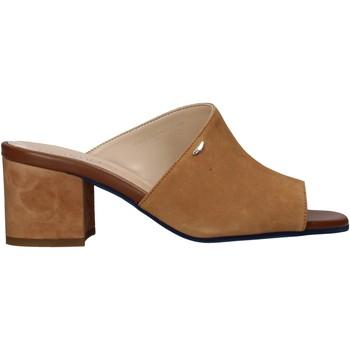 Topánky Ženy Šľapky Alberto Guardiani AGW003301 Hnedá