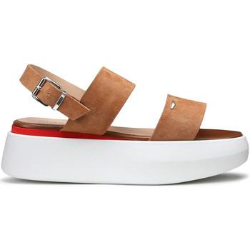 Topánky Ženy Sandále Alberto Guardiani AGW004101 Béžová