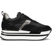 Topánky Ženy Nízke tenisky Alberto Guardiani AGW004303 čierna