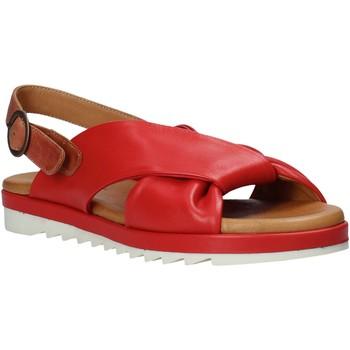 Topánky Ženy Sandále Sshady L1403 Červená