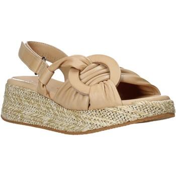 Topánky Ženy Sandále Sshady L2406 Béžová