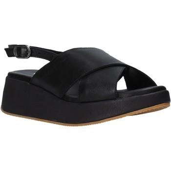 Topánky Ženy Sandále Sshady L2410 čierna