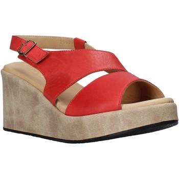 Topánky Ženy Sandále Sshady L2502 Červená