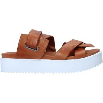 Topánky Ženy Šľapky Sshady MRT343 Hnedá