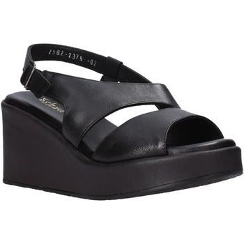 Topánky Ženy Sandále Sshady L2502 čierna