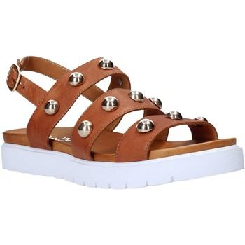 Topánky Ženy Sandále Sshady MRT126 Hnedá