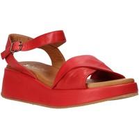 Topánky Ženy Sandále Sshady L2402 Červená