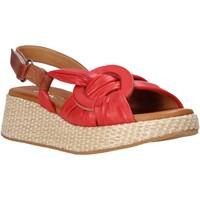 Topánky Ženy Sandále Sshady L2406 Červená
