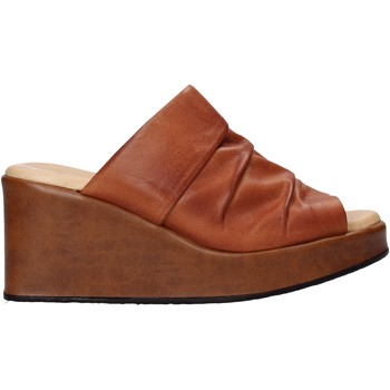 Topánky Ženy Šľapky Sshady L2501 Hnedá