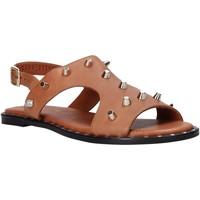 Topánky Ženy Sandále Sshady MRT2209 Hnedá