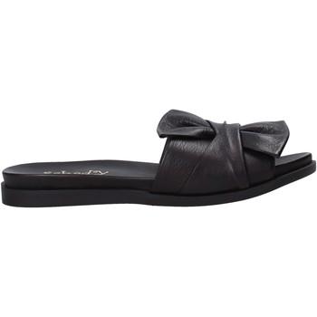 Topánky Ženy Šľapky Sshady MRT231 čierna