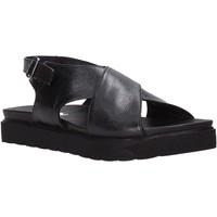 Topánky Ženy Sandále Sshady L2301 čierna