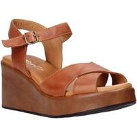 Topánky Ženy Sandále Sshady L2503 Hnedá