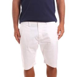 Oblečenie Muži Šortky a bermudy Sseinse PB739SS Biely