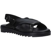 Topánky Ženy Sandále Sshady L1403 čierna