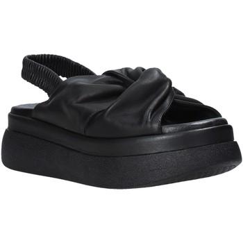 Topánky Ženy Sandále Sshady L2210 čierna