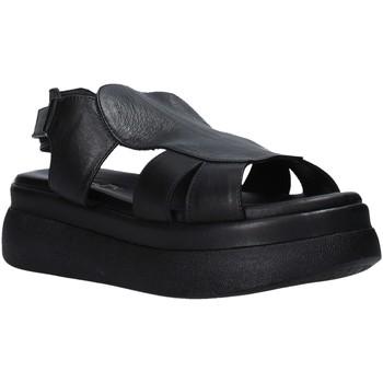 Topánky Ženy Sandále Sshady L2213 čierna