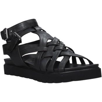 Topánky Ženy Sandále Sshady L2306 čierna