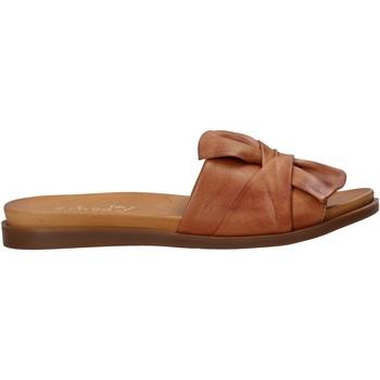 Topánky Ženy Šľapky Sshady MRT231 Hnedá