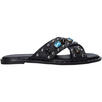 Topánky Ženy Šľapky Sshady MRT510 čierna