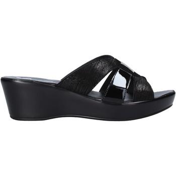 Topánky Ženy Šľapky Susimoda 1925 čierna