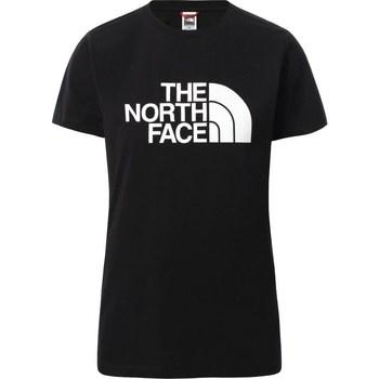 Oblečenie Ženy Tričká s krátkym rukávom The North Face Easy Tee Čierna