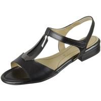 Topánky Ženy Sandále Ara Ega S Highoft Čierna