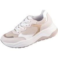 Topánky Ženy Nízke tenisky IgI&CO Eva Biela, Béžová