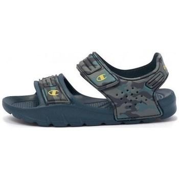 Topánky Deti Sandále Champion Squirt B PS Zelená