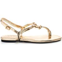 Topánky Ženy Sandále EAX  Zlatá