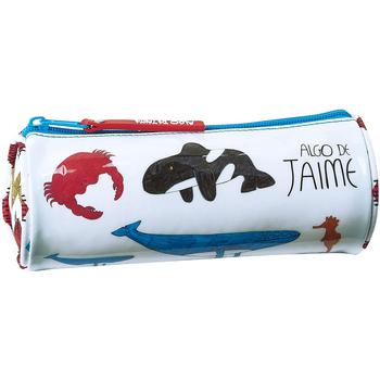 Tašky Chlapci Púzdra a taštičky Algo De Jaime 812005026 Blanco