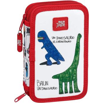 Tašky Chlapci Púzdra a taštičky Algo De Jaime 411955854 Rojo