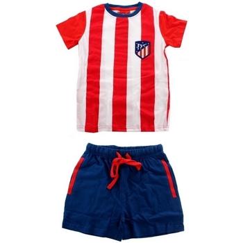 Oblečenie Muži Pyžamá a nočné košele Atletico De Madrid 100-378 Rojo