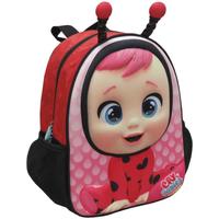 Tašky Dievčatá Ruksaky a batohy Bebes Llorones MC-201-CR Rosa