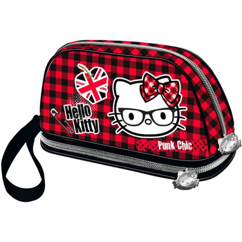 Tašky Ženy Púzdra a taštičky Hello Kitty 41631 Rojo